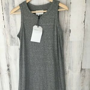 Current Elliott The Perfect Muscle Tee Tank Dress